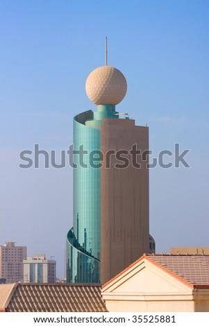 Sharjah, United Arab Emirates - stock photo