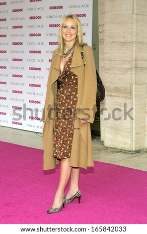 Sharon Stone at Redbook Magazine Mothers & Shakers Awards Luncheon, Avery Fisher Hall at Lincoln Center, New York, NY, September 20, 2005