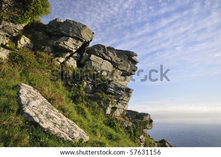 Rocky Outcrop Stock Images Royalty Free Images Amp Vectors