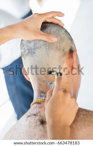 Blur head shaved lyrics