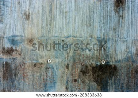 Sheet aluminum textured dirty. Background art - stock photo