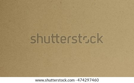 Sheet of brown paper useful as a background