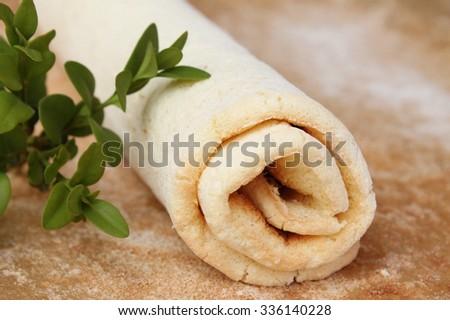 Sheet rolls - stock photo