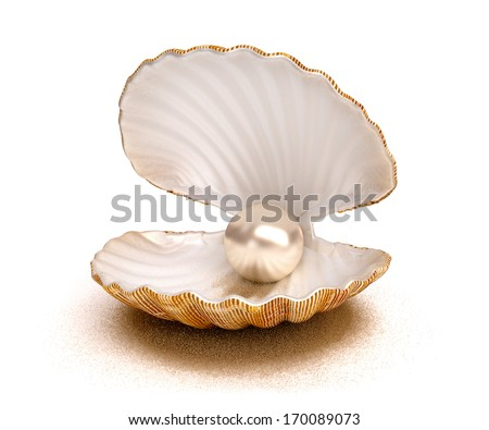 Shell pearl