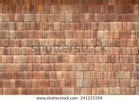 Shingle 8 - stock photo