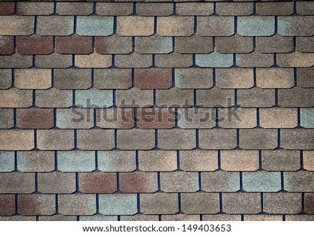 Roof Pattern Amp Roof Tile Seamless Pattern For House