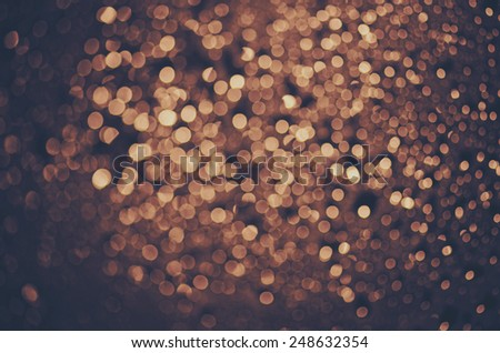 Shiny blurred background in retro style - stock photo