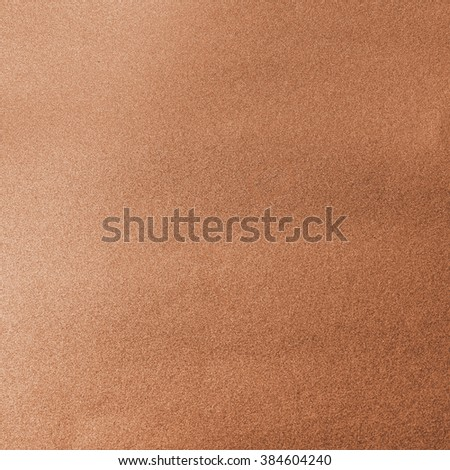 Shiny hot red bronze paper foil leaf decorative texture background: Bright brilliant festive glossy metallic look textured backdrop: Metal steel like material pattern surface for design decoration - stock photo