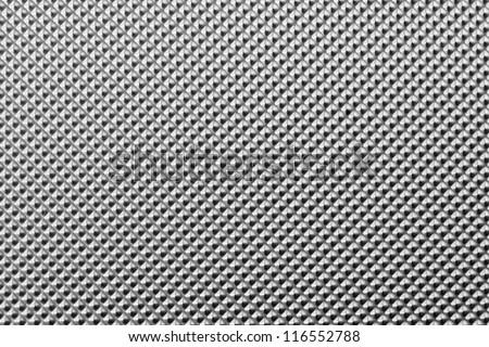 Shiny Metal Texture - stock photo