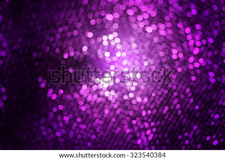 shiny purple abstract background with nature bokeh           - stock photo