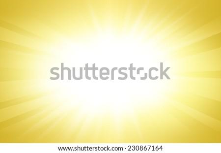 shiny rays background art abstract - stock photo