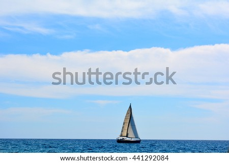 Ship on the Horizon