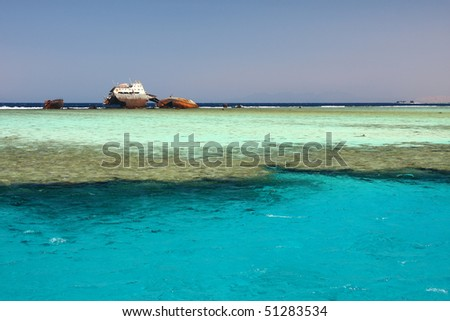 Shipwreck (Red Sea).