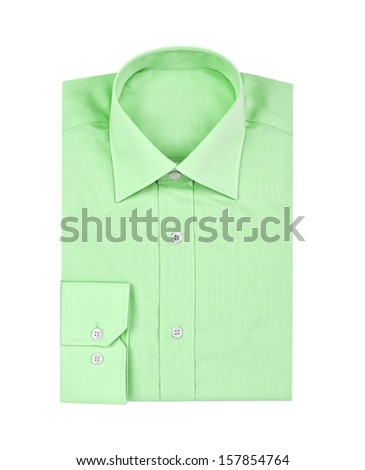 shirt isolated on white background