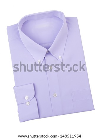 shirt. mens shirt on background