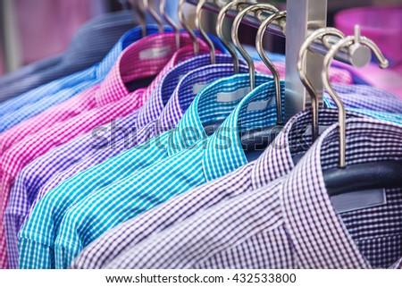 Shirts - stock photo