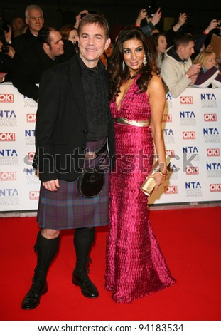 Shobna Gulati arriving for the National Television Awards, O2, London. 25/01/2012 Picture by: Alexandra Glen / Featureflash