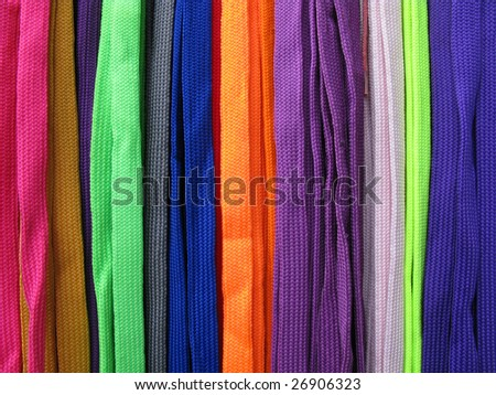 Shoelaces shoe laces