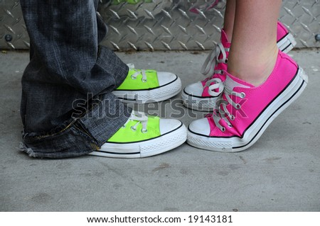 shoes from punk fashion