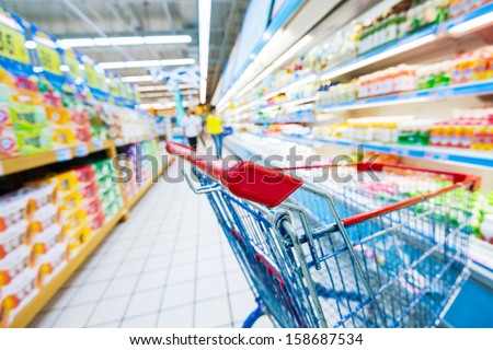 Shopping - stock photo