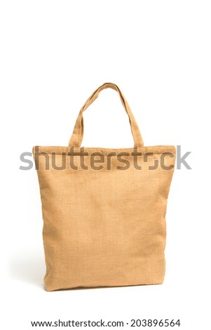 Canvas Shopping Bag Stock Photos, Royalty-Free Images & Vectors ...