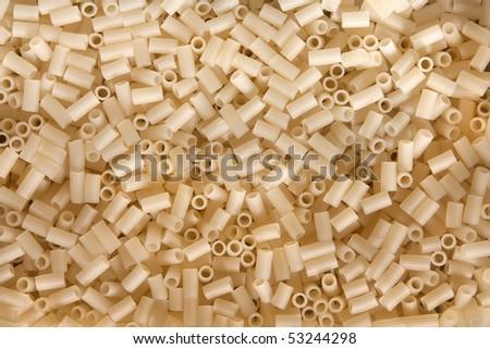 Short macaroni small - stock photo
