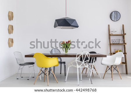 Dining Chair Stock Images, Royalty-Free Images & Vectors ...