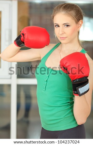 Shot of a sporty young woman. Active lifestyle, wellness, sport.