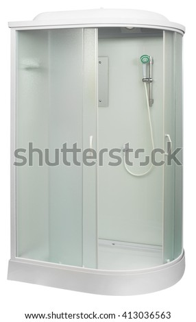 shower cabin, stall