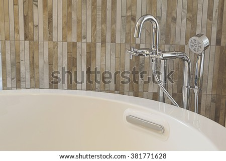 Excellent Bathroom Shower Ideas Small Tall Average Cost Of Bath Fitters Rectangular Bathroom Door Latch India Ice Hotel Bathroom Photos Youthful Vintage Cast Iron Bathtub Value BrightSpa Like Bathroom Ideas On A Budget Kitchen Sink Granite Work Surface Stock Photo 56796580   Shutterstock