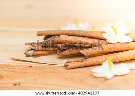 Siam Cardamom dried herb for food aroma and natural medicine.