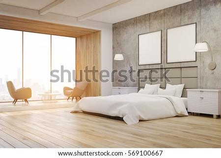 Bedroom Side View