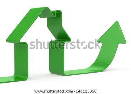 sign of symbolic hose - stock photo