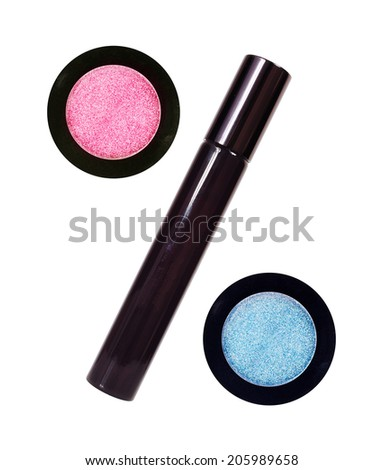 Sign percentage of cosmetics - stock photo