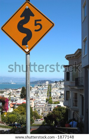 signs pointing up - stock photo