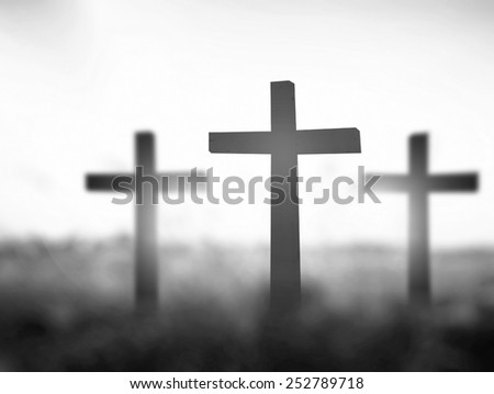Three Crosses Stock Images, Royalty-Free Images & Vectors ...