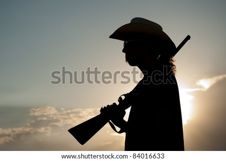 Young Man Hunting Stock Images, Royalty-Free Images ...