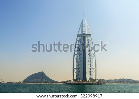 Burj stock images royalty free images vectors Burj al arab architecture