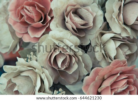 Silk dusty pale pink flowers background stock photo royalty free silk dusty pale pink flowers background mightylinksfo