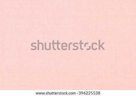 Silk fabric wallpaper texture pattern background in light pale sweet pink rose color tone: Fine natural raw Thai silk detail organic fiber textile backdrop in sweet valentine's love toned colour - stock photo