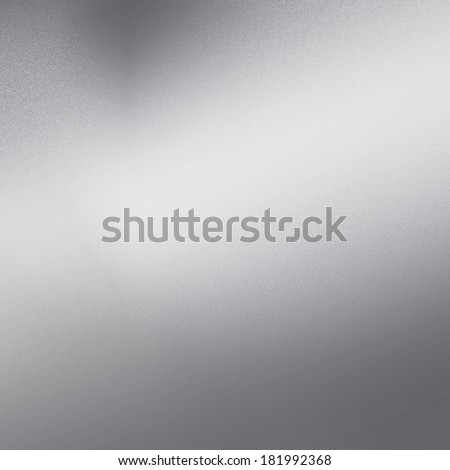 silver and white metal texture background beam of spot light and dot pattern - stock photo