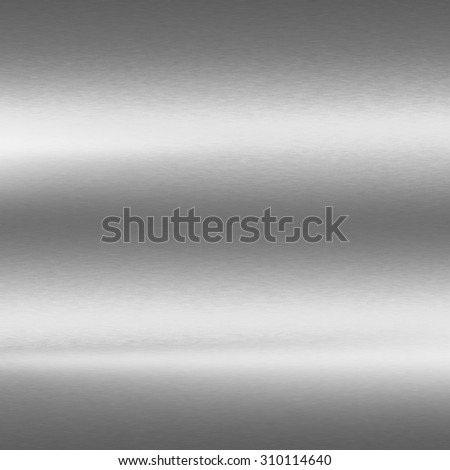 silver background metal texture pattern - stock photo