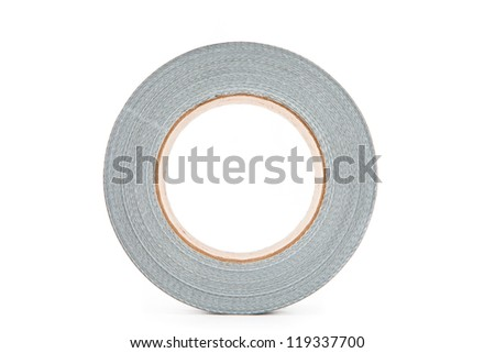 silver electrical tape roll stock photo royalty free 119337700