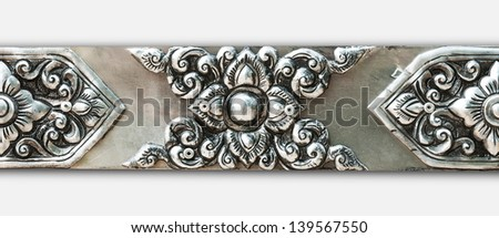 Silver Handicraft Thailand Silver Handicrafts of Lanna