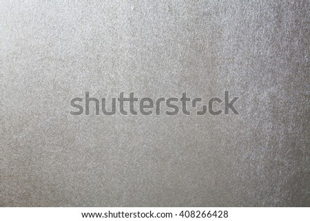 Silver paper texture background - stock photo
