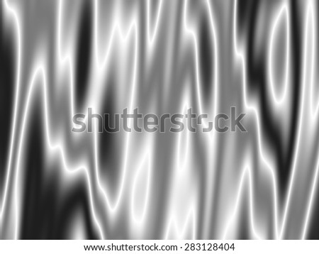 Silver silk abstract satin elegant wallpaper - stock photo