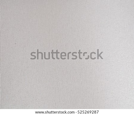 Silver Texturing textile fabric background. Cloth blinds