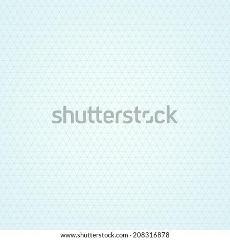 Simple blue pattern - stock photo