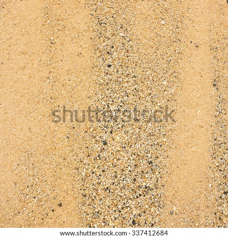 Simple flat sand texture background
