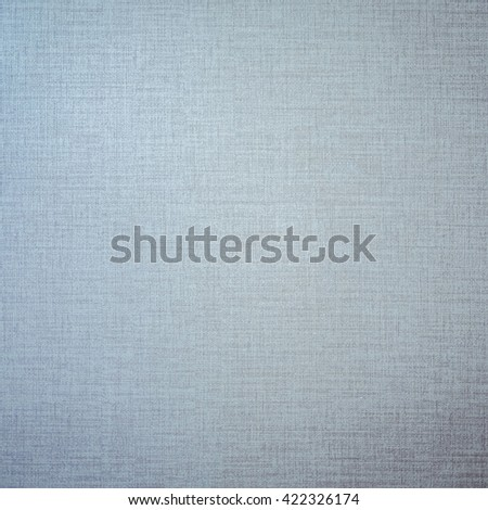 Simple recycled plain craft empty pastel background abstract textured cloth in old light  blue grey color vintage style. - stock photo